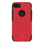 【iPhone8/7 ケース】Level Aegis Case (Red)