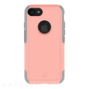 【iPhone8/7 ケース】Level Aegis Case (Pink)