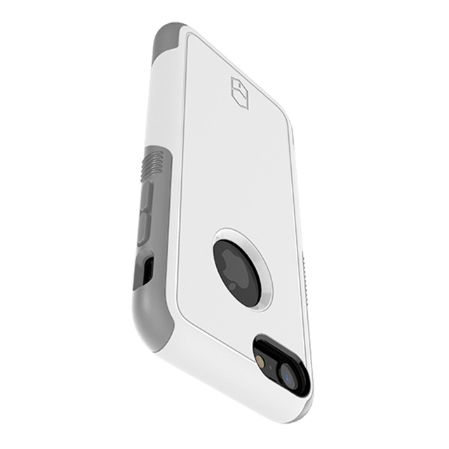 【iPhone8/7 ケース】Level Aegis Case (White)サブ画像