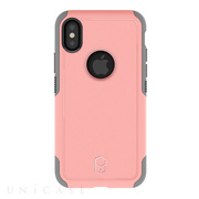 【iPhoneXS/X ケース】Level Aegis Case (Pink)
