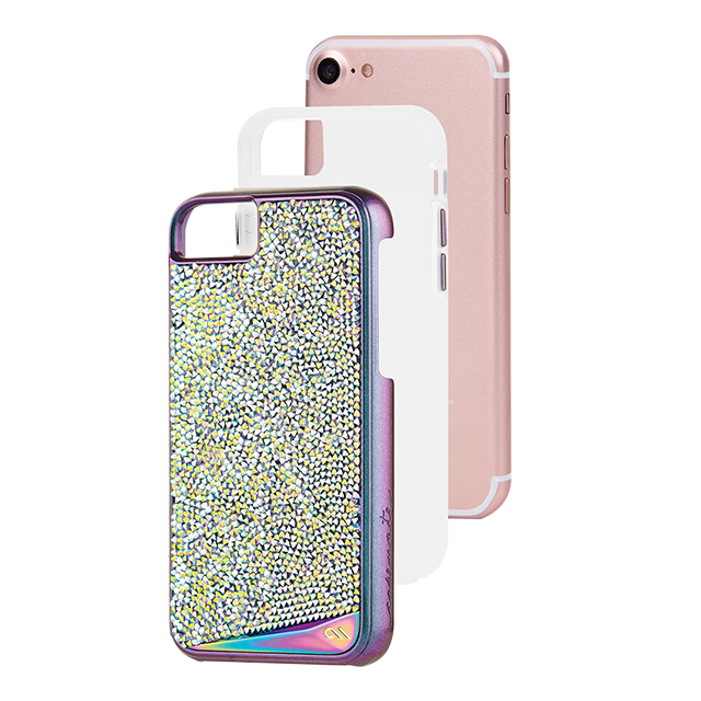 【iPhone8/7/6s/6 ケース】Brilliance Case (Iridescent)サブ画像