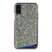 【iPhoneXS/X ケース】Brilliance Case (Iridescent)