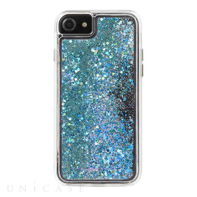 【iPhoneSE(第2世代)/8/7/6s/6 ケース】Waterfall Case (Teal)