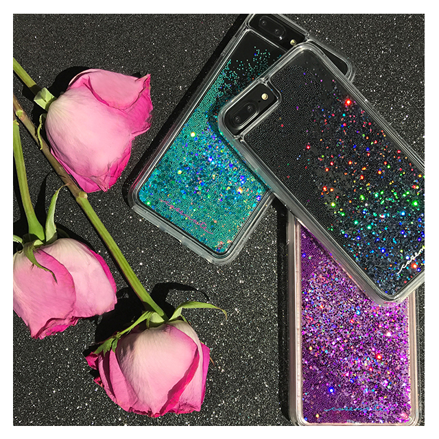【iPhoneSE(第2世代)/8/7/6s/6 ケース】Waterfall Case (Magenta)