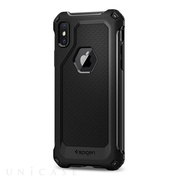 【iPhoneX ケース】Rugged Armor Extra Black