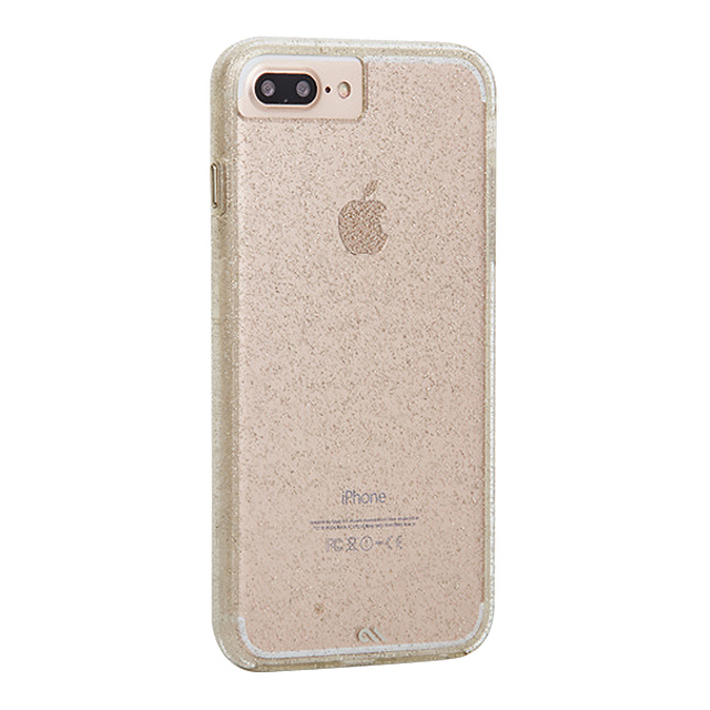 【iPhone8 Plus/7 Plus ケース】Sheer Glam Case (Champagne)サブ画像