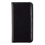 【iPhone8 Plus/7 Plus ケース】Wallet Folio Case(Black)