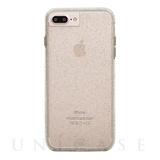 【iPhone8 Plus ケース】Sheer Glam Case (Champagne)