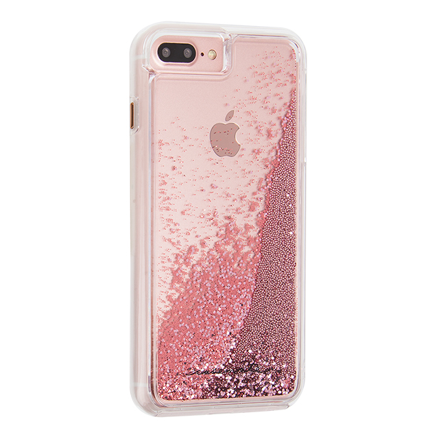 【iPhone8 Plus/7 Plus ケース】Waterfall Case (Rose Gold)サブ画像