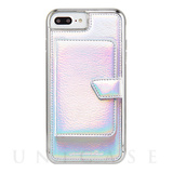 【iPhone8 Plus ケース】Compact Mirror Case (Iridescent)