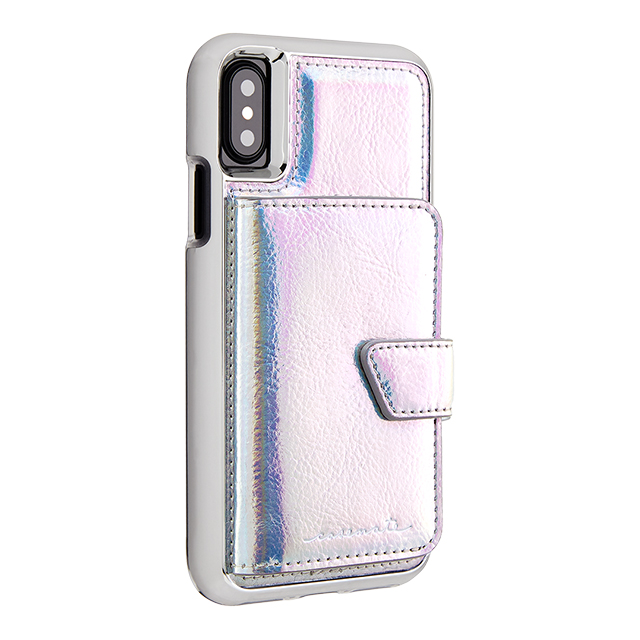 【iPhoneXS/X ケース】Compact Mirror Case (Iridescent)サブ画像