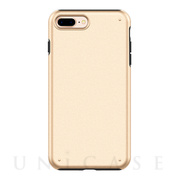 【iPhone8 Plus/7 Plus ケース】Chroma Case (Gold)
