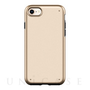 【iPhone8/7 ケース】Chroma Case (Gold)