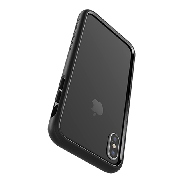 【iPhoneXS/X ケース】Level Silhouette Case (Black)サブ画像