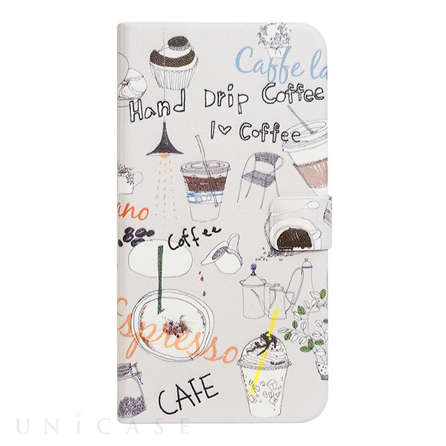 【iPhoneX ケース】Americano Diary