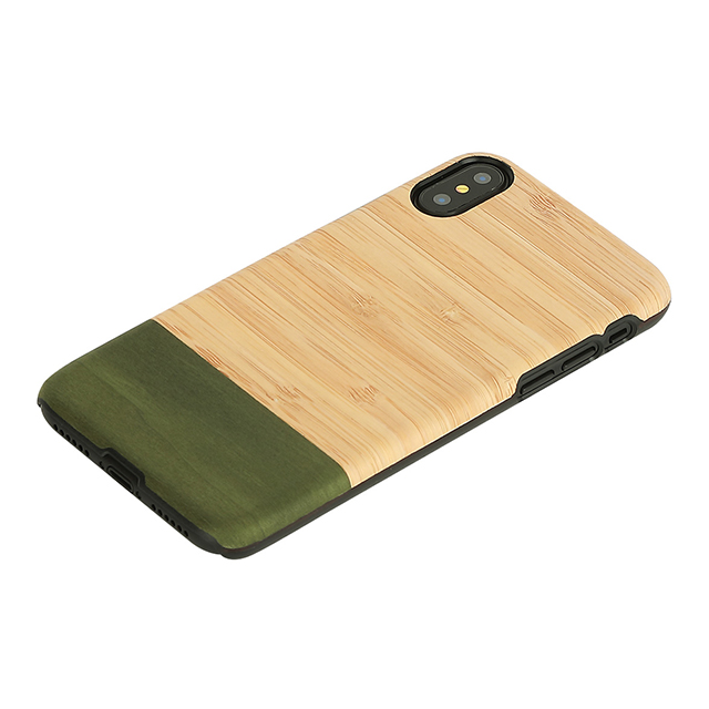 【iPhoneXS/X ケース】天然木ケース (Bamboo Forest)goods_nameサブ画像