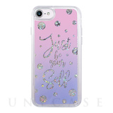 【iPhone8/7 ケース】Sparkle case (Calligraphy)