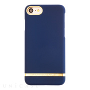 【iPhone8/7 ケース】R&F Classic Satin (Royal Blue)