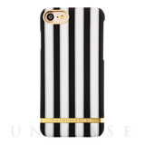 【iPhone8/7 ケース】R&F Sharkskin Stripes