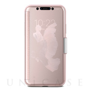 【iPhoneXS/X ケース】StealthCover (Champagne Pink)