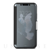 【iPhoneX ケース】StealthCover (Gunmetal Gray)