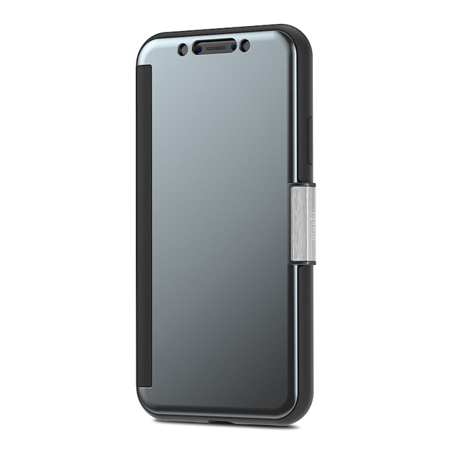 【iPhoneXS/X ケース】StealthCover (Gunmetal Gray)