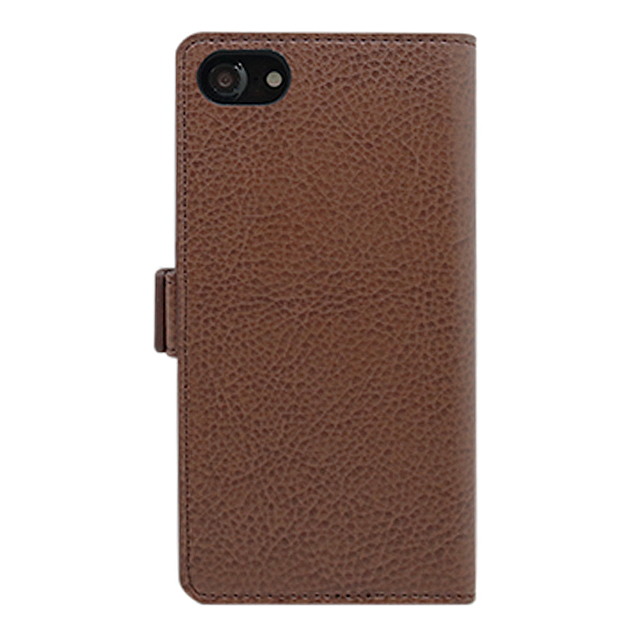 【iPhone8/7/6s/6 ケース】I.D Case (BROWN)