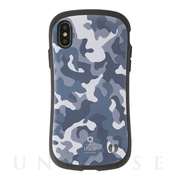 【iPhoneXS/X ケース】iFace First Class Militaryケース (グレー)