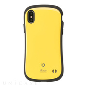 【iPhoneXS/X ケース】iFace First Classケース (イエロー)