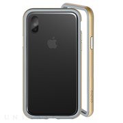 【iPhoneX ケース】Blade Edge (Orion Gold)