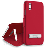 【iPhoneX ケース】Kick Folio (Cherry Red)