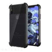 【iPhoneXS/X ケース】Covert2 (Black)