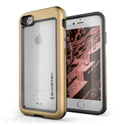 【iPhone8/7 ケース】Atomic Slim (Gold)