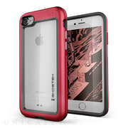 【iPhone8/7 ケース】Atomic Slim (Red)