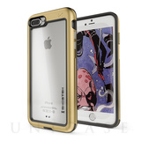 【iPhone8 Plus ケース】Atomic Slim (Gold)