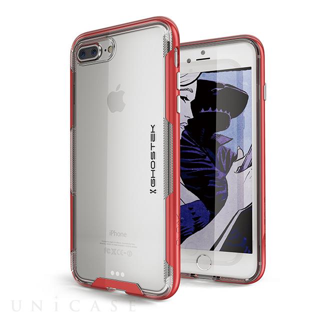 iPhone8 Plus/7 Plus ケース】Cloak3 (Red) GHOSTEK PRODUCTS | iPhone ...