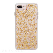 【iPhone8 Plus/7 Plus ケース】Karat Case (Gold)