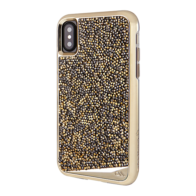 【iPhoneXS/X ケース】Brilliance Case (Gold)サブ画像