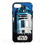 【iPhone8/7/6s/6 ケース】STAR WARS IIII fit (R2-D2)