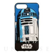 【iPhone8 Plus/7 Plus ケース】STAR WARS IIII fit (R2-D2)