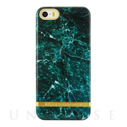 【iPhoneSE/5s/5 ケース】R&F Classic (Marble/Green)