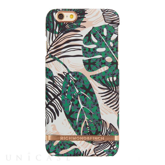 2c4d02cf90 iPhone6s/6 ケース】R&F Classic (Tropical Leaves) RICHMOND & FINCH ...