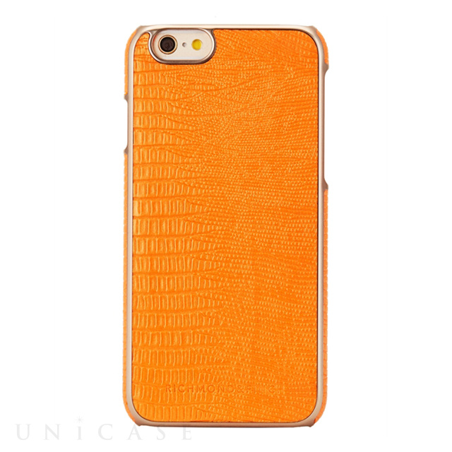 【iPhone6s/6 ケース】R&F Framed Rose (Orange)