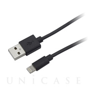 HUGE Lightning CABLE 1.0m ブラック