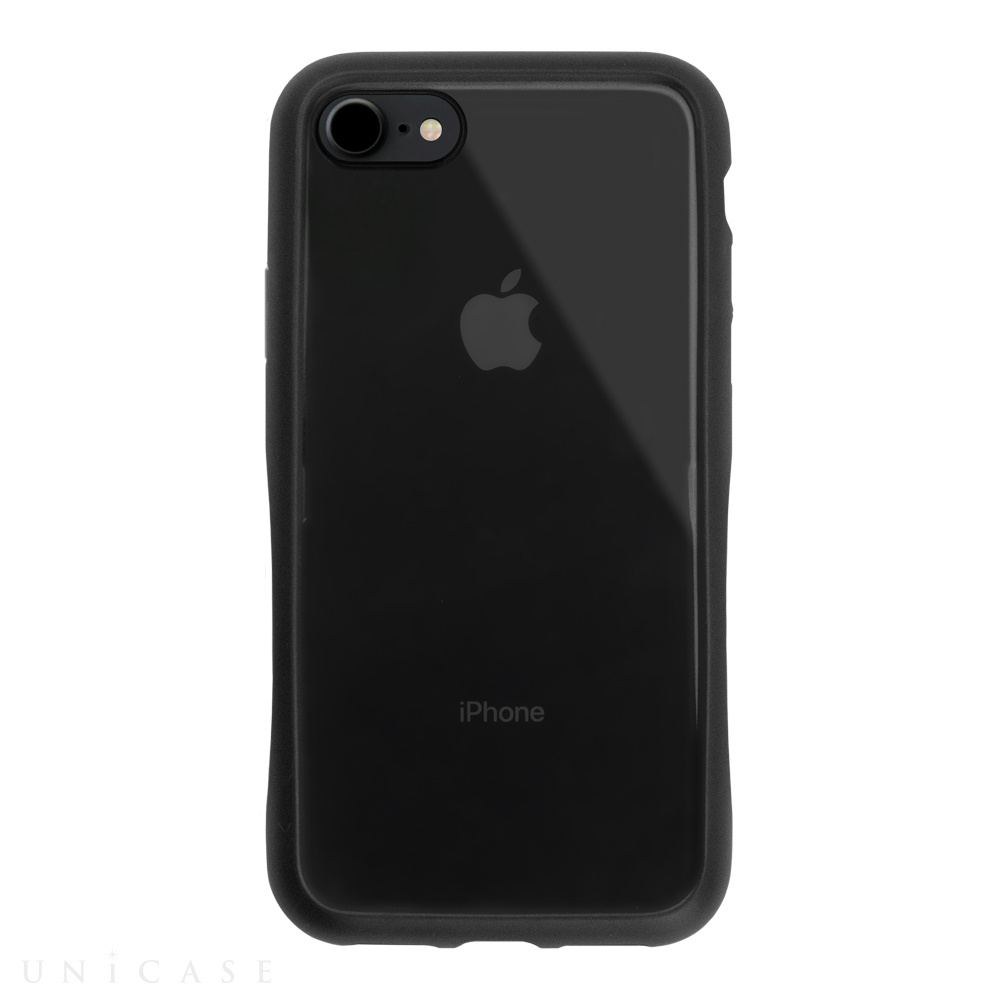 【iPhone8/7 ケース】HYBRID SLIM CASE for iPhone8/7(Black)