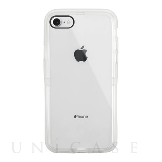 【iPhone8/7 ケース】HYBRID SLIM CASE for iPhone8/7(Clear)