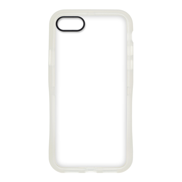 【iPhoneSE(第2世代)/8/7 ケース】HYBRID SLIM CASE for iPhoneSE(第2世代)/8/7(Clear)サブ画像