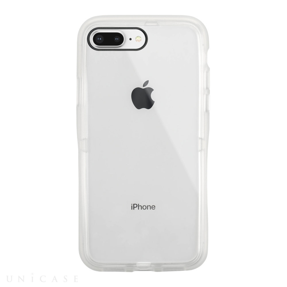 【iPhone8 Plus/7 Plus ケース】HYBRID SLIM CASE for iPhone8 Plus/7 Plus(Clear)