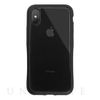 【iPhoneX ケース】HYBRID SLIM CASE for iPhoneX(Black)
