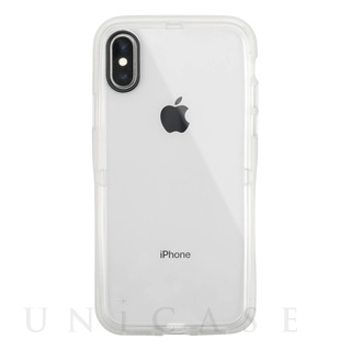 【iPhoneX ケース】HYBRID SLIM CASE for iPhoneX(Clear)